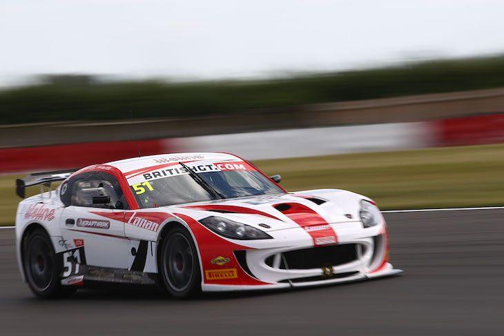 Joey Foster / Alex Reed Lanan Racing Ginetta G55 GT4