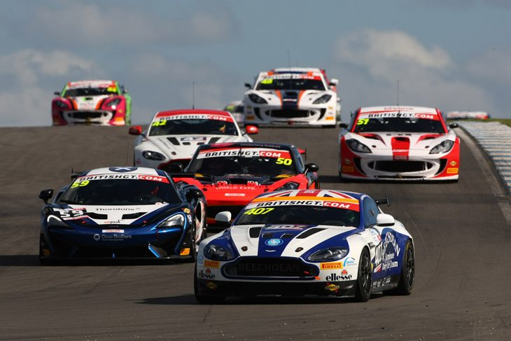 The List Of Series You Can Race A Gt4 Car Continues To Grow