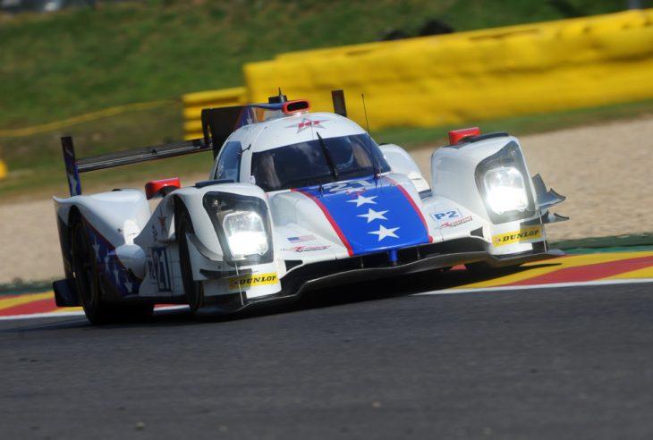 1st: #21 | LMP2 | Dragonspeed | Henrik Hedman, Nicolas Lapierre, Ben Hanley | Oreca 05 Nissan