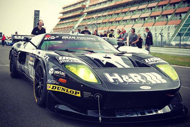 Alzen Motorsport Ford Gt Nurburgring