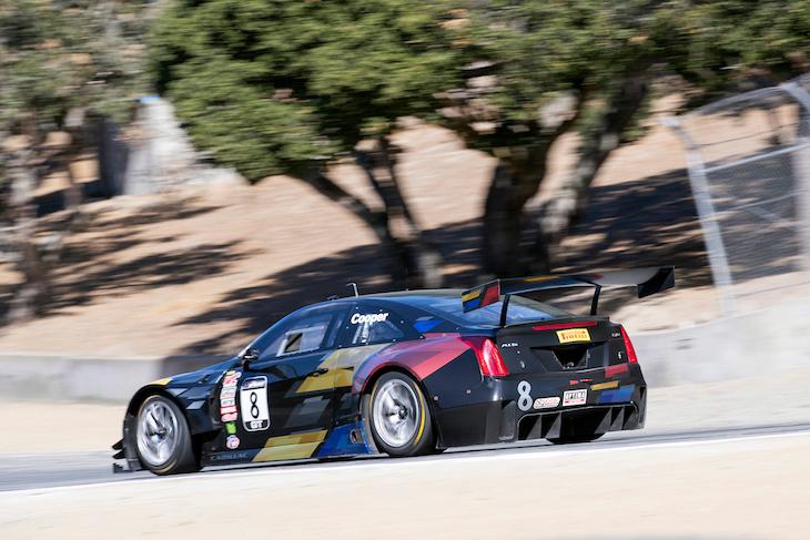 Cadillac Racing Laguna Seca 2016