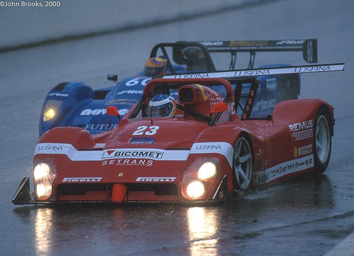 2000 SRWC Spa