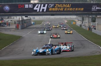 MOTORSPORT : ASIAN LE MANS SERIES - 4 HOURS OF ZHUHAI (CHI) ROUN