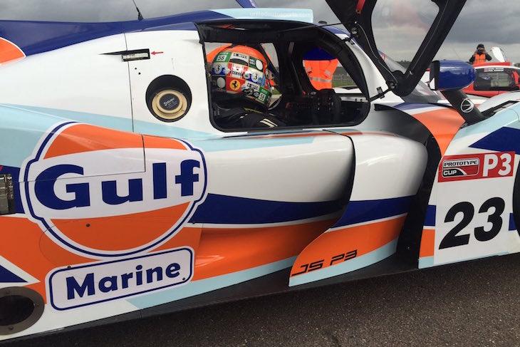 united-autosports-gulf-ligier-js-p3-snetterton