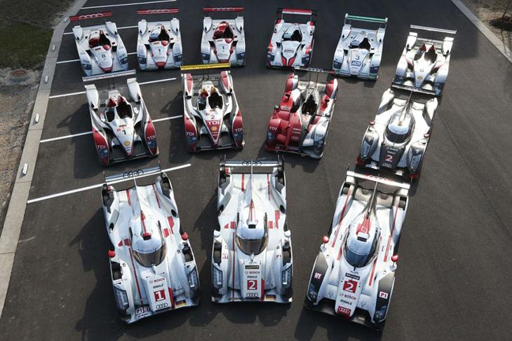 audi-sportscar-line-up