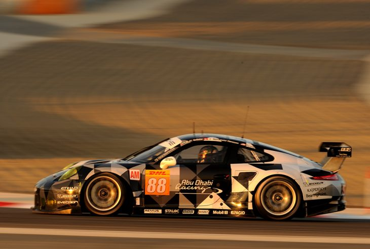26th: #88 | M | Abu Dhabi-Proton Racing | Khaled Al Qubaisi, David Heinemeier Hansson, Pat Long | Porsche 911 RSR