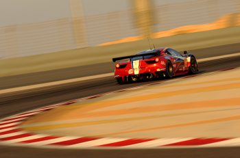 28th: #83 | M | AF Corse | François Perrodo, Emmanuel Collard, Rui Aguas | Ferrari 458 Italia