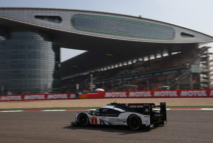1st: #1 | M | Porsche Team | Timo Bernhard, Mark Webber, Brendon Hartley | Porsche 919 Hybrid