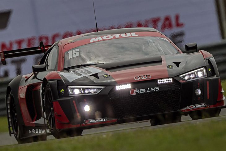 Vanthoor Signs Off Audi Career With Sepang Hours Victory - Audi career