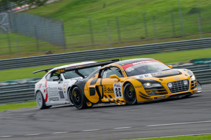 Audi r8 lms cup cost 12