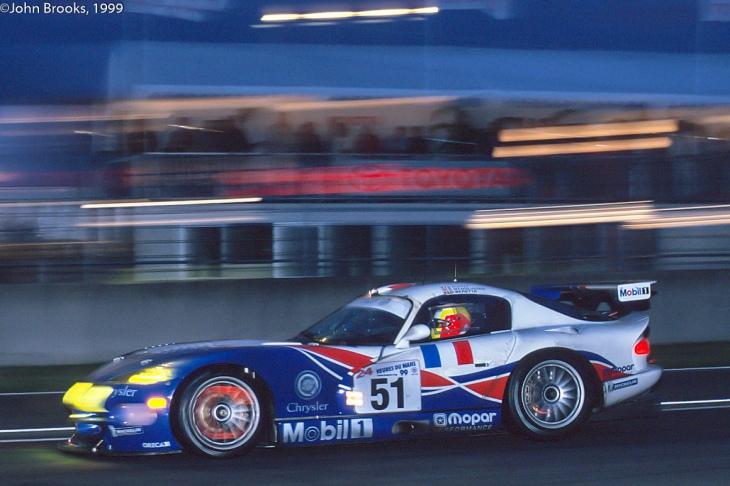 Viper-1999-Le-Mans