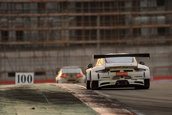911_Herberth_Porsche_Dubai_24_Hours_2017_Race