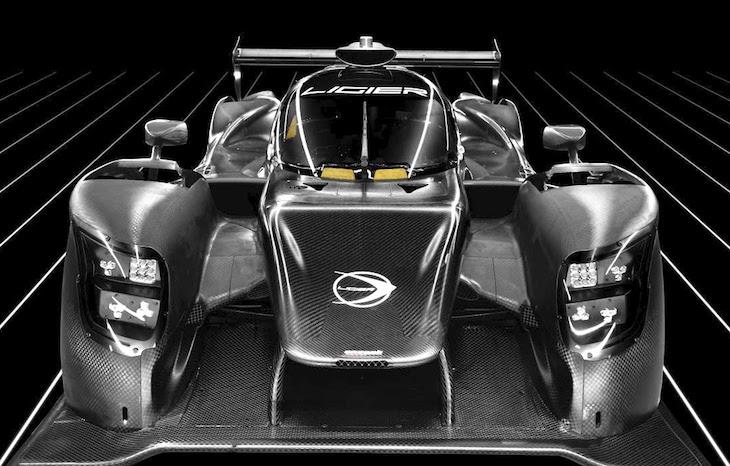 Ligier-JS-P217-Gibson