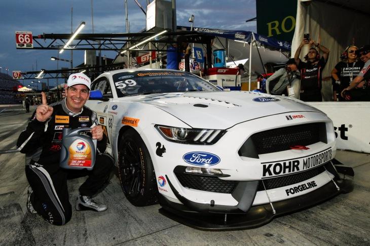 Mustang-GT4-Pole-CTSC-2017-Daytona