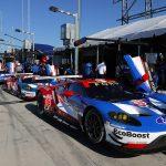 19th: #69 Ford Chip Ganassi Team UK - Harry Tincknell/ Andy Priaulx/ Tony Kanaan - Ford GT - 1:44.645
