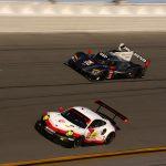 28th: #912 Porsche GT Team - Kevin Estre/ Laurens Vanthoor/ Richard Lietz - Porsche 911 RSR - 1:45.037