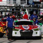 31st: #57 Stevenson Motorsports - Lawson Aschenbach/ Andrew Davis/ Matt Bell (US)/ Robin Liddell - Audi R8 LMS GT3 - 1:46.916