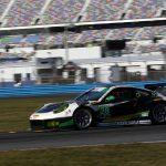 34th: #28 Alegra Motorsports - Carlos de Quesada/ Michael de Quesada/ Daniel Morad/ Jesse Lazare/ Michael Christensen - Porsche 911 GT3 R - 1:47.142