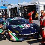 43rd: #51 Spirit of Race - Peter Mann/ Maurizio Mediani/ Davide Rigon - Ferrari 488 GT3 - 1:47.698