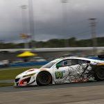 48th: #93 Michael Shank Racing - Andy Lally/ Katherine Legge/ Mark Wilkins/ Graham Rahal - Acura NSX GT3 - 1:47.929