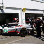 50th: #27 Dream Racing Motorsports - Paolo Ruberti/ Lawrence DeGeorge/ Luca Persiani/ Cedric Sbirrazzuoli/ Raffaele Giammaria - Lamborghini Huracan GT3 - 1:47.986