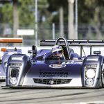 Silver Machine At Sebring