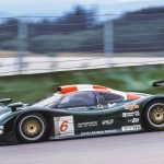1998 was spent with the Zakpeed squad and the Porsche 911 GT1 98 - This is the A1 Ring