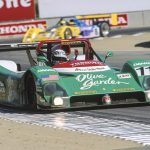 Laguna Seca in the Doyle Risi Ferrari 333 SP