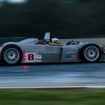 Running Third at Petit Le Mans