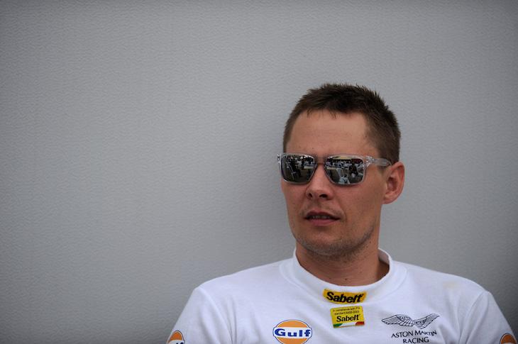 Allan-Simonsen-Le-Mans-2013