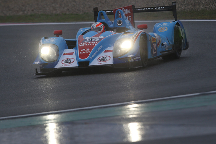 Alex Brundle / David Cheng / Ho Pin Tung Pegasus Racing Morgan Nissan