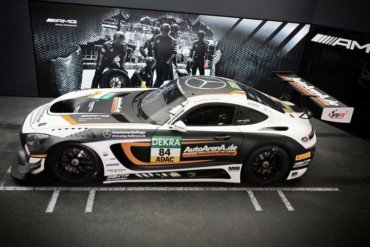 HTP-Mercedes-ADAC-GT-2017-Launch
