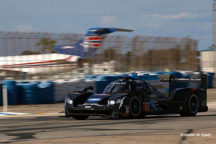 Wayne-Taylor-Racing-Dallara-Cadillac-2017-IMSA-Sebring-Test