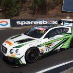 3rd: #17 | Bentley Team M-Sport | Andy Soucek, Maxime Soulet, Vincent Abril | Bentley Continental GT3 | A Pro