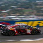 6th: #32 | Lago Racing | Roger Lago, David Russell, Steve Owen | Lamborghini R-EX | A Am