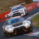 8th: #24 | Nissan Motorsport | Florian Strauss, Jann Mardenborough, Todd Kelly | Nissan GT-R GT3 | A Pro