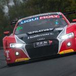 9th: #9 | Hallmarc | Lee Holdsworth, Marc Cini, Dean Fiore | Audi R8 LMS GT3 | A Pro Am