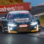 11th: #44 | Superbarn | James Koundouris, Theo Koundouris, Marcus Marshall, Simon Evans | Audi R8 LMS GT3 | A Am