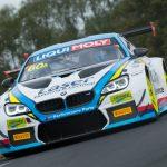 14th: #60 | BMW Team SRM | Marco Wittmann, Steve Richards, Mark Winterbottom | BMW M6 GT3 | A Pro