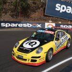 22nd: #6 | Wall Racing | Richard Gartner , Aaron Zerefos, Indiran Paday-achee, Ric Shaw | Porsche 997 GT3 Cup | B