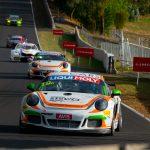 23rd: #19 | PROsport Performance | Andrew Pilgrim, Max Braams, Jörg Viebahn, Nicolaij Moller-Madsen | Porsche Cayman PRO4 | C