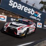 32nd: #23 | Nissan Motorsport | Katsumasa Chiyo, Alex Buncombe, Michael Caruso | Nissan GT-R GT3 | A Pro