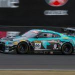 39th: (DNF) #66 | Wall Racing | Brett Hodges, Erik Davis, Fred Poordad | Nissan GT-R GT3 | A Am