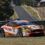 48th: (DNF) #35 | Miedecke Stone Motorsport | George Miedecke, Ash Walsh, Tony Bates | Aston Martin V12 Vantage | A Am