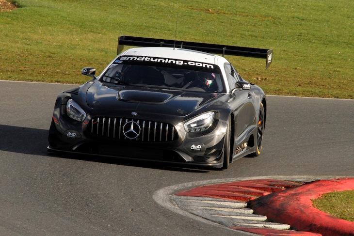 AmD-Tuning-Mercedes-AMG-GT3-Snetterton-test-1