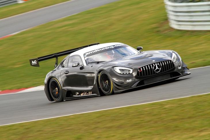 AmD-Tuning-Mercedes-AMG-GT3-Snetterton-test-2
