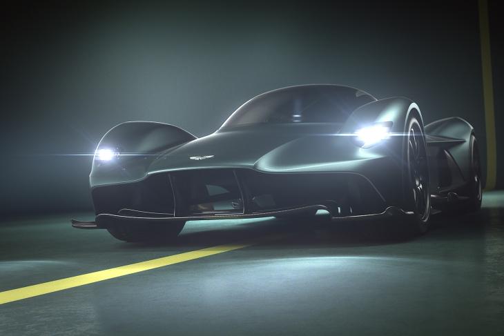 Aston Martin Valkyrie-2017