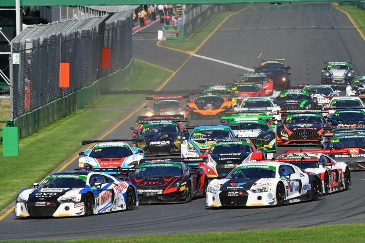 Australian-GT-2017-Melbourne-Race-1-Start