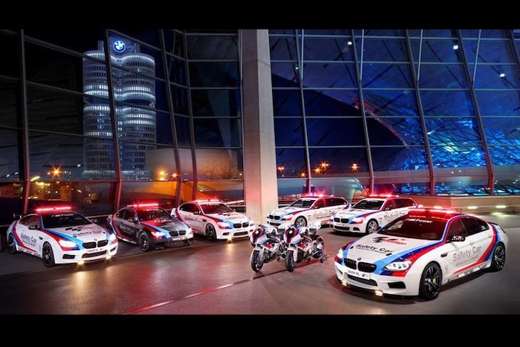Bmw To Supply Official Pace Support Cars For Le Mans