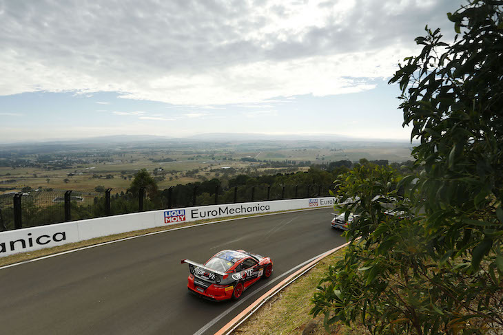 Porsche 911 GT3 Cup, Grove Motorsport (4): Stephen Grove, Ben Barker, Alexandre Imperatori